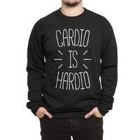Cardio is Hardio - crew-sweatshirt - small view