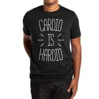 Cardio is Hardio - mens-extra-soft-tee - small view
