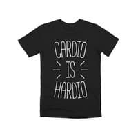 Cardio is Hardio - mens-premium-tee - small view