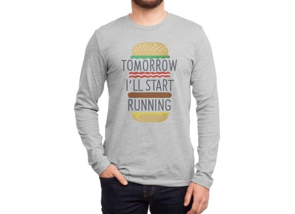 Tomorrow I'll Start Running