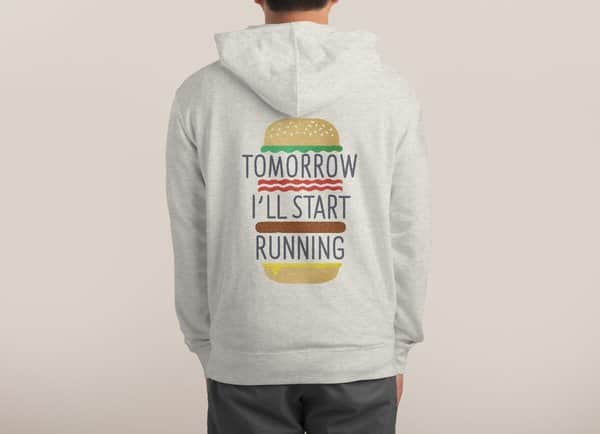 Tomorrow I'll Start Running