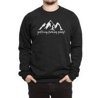 Just Keep Fucking Going - crew-sweatshirt - small view