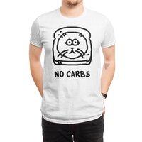No Carbs - mens-regular-tee - small view