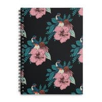 Swallows and Amazons - spiral-notebook - small view