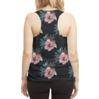 Swallows and Amazons - womens-sublimated-racerback-tank - small view