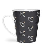 Wild Ducks - latte-mug - small view