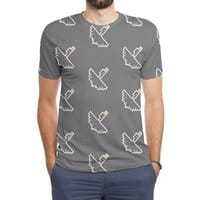 Wild Ducks - mens-sublimated-triblend-tee - small view