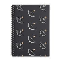 Wild Ducks - spiral-notebook - small view