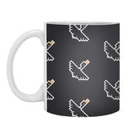Wild Ducks - white-mug - small view
