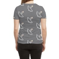Wild Ducks - womens-sublimated-triblend-tee - small view