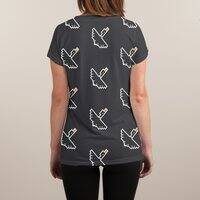 Wild Ducks - womens-sublimated-v-neck - small view