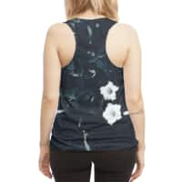 Tonal Organic - womens-sublimated-racerback-tank - small view