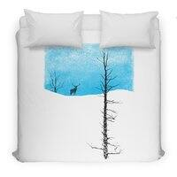 Lonely Tree - duvet-cover - small view