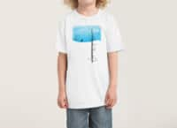 Lonely Tree - kids-tee - small view