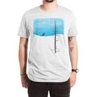 Lonely Tree - mens-extra-soft-tee - small view