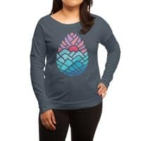 Alpine - womens-long-sleeve-terry-scoop - small view