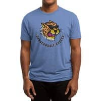Dangerous Cheese - mens-triblend-tee - small view