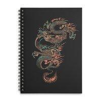 Wisdom - spiral-notebook - small view