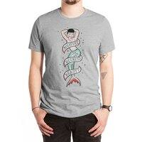Sailor Merman Tattoo - mens-extra-soft-tee - small view