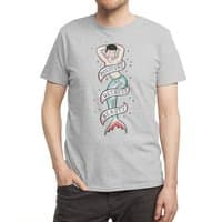 Sailor Merman Tattoo - mens-regular-tee - small view