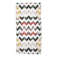 Her Garden Chevron - beach-towel - small view