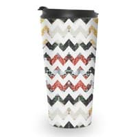 Her Garden Chevron - travel-mug - small view