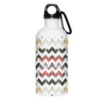 Her Garden Chevron - water-bottle - small view