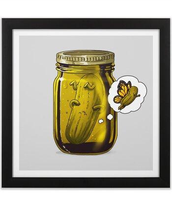 Pickle Metamorphosis
