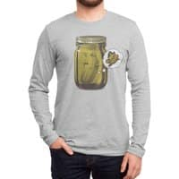 Pickle Metamorphosis - mens-long-sleeve-tee - small view