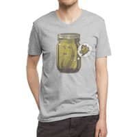 Pickle Metamorphosis - vneck - small view
