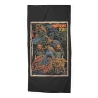 Horrorscope - beach-towel - small view
