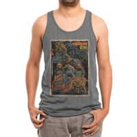 Horrorscope - mens-triblend-tank - small view