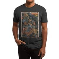 Horrorscope - mens-triblend-tee - small view