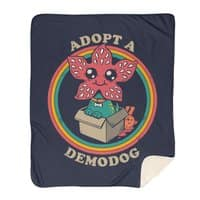 Adopt a Demodog - blanket - small view