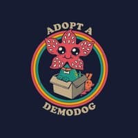 Adopt a Demodog - small view