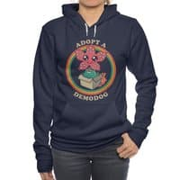 Adopt a Demodog - hoody - small view