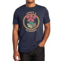 Adopt a Demodog - mens-extra-soft-tee - small view