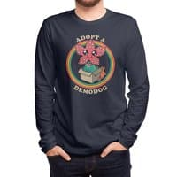 Adopt a Demodog - mens-long-sleeve-tee - small view