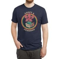 Adopt a Demodog - mens-triblend-tee - small view
