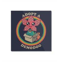 Adopt a Demodog - square-mounted-acrylic-print - small view