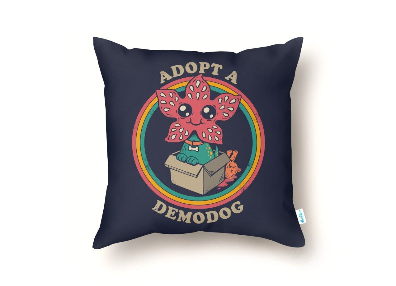 Adopt A Demodog By Graja Rug Landscape Threadless