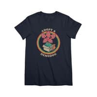 Adopt a Demodog - womens-premium-tee - small view