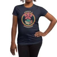 Adopt a Demodog - womens-regular-tee - small view