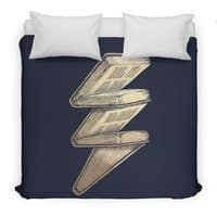 Knowledge is Power! - duvet-cover - small view