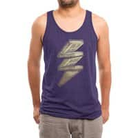 Knowledge is Power! - mens-triblend-tank - small view