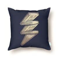 Knowledge is Power! - throw-pillow - small view