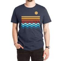 Beach Stack - mens-extra-soft-tee - small view