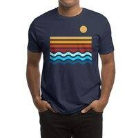 Beach Stack - mens-regular-tee - small view