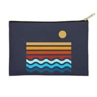 Beach Stack - zip-pouch - small view