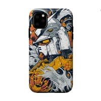 Mecha Otaku - double-duty-phone-case - small view